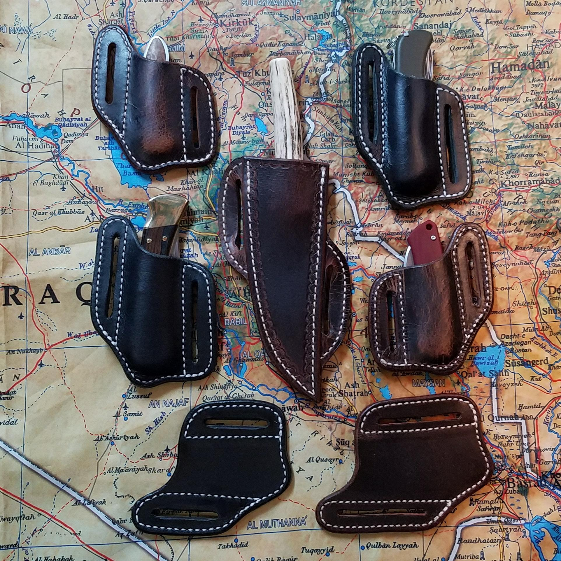 Amish Leather Made Products