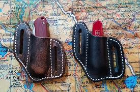 Small Leather Sheath